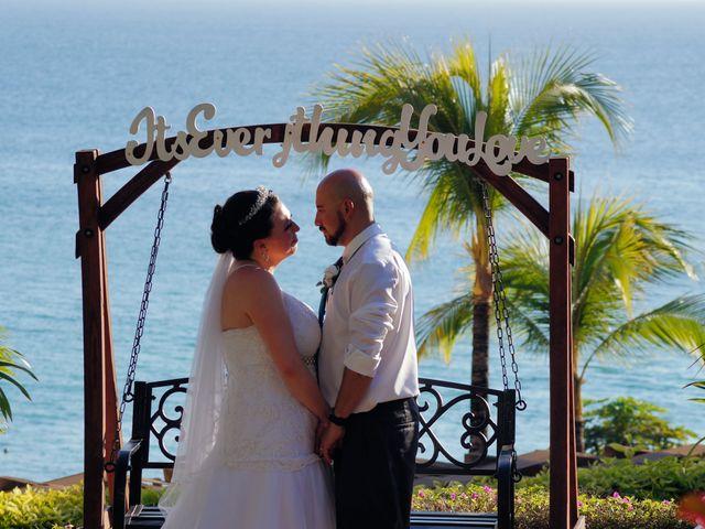 La boda de Jorge y Chelsi en Nuevo Vallarta, Nayarit 10