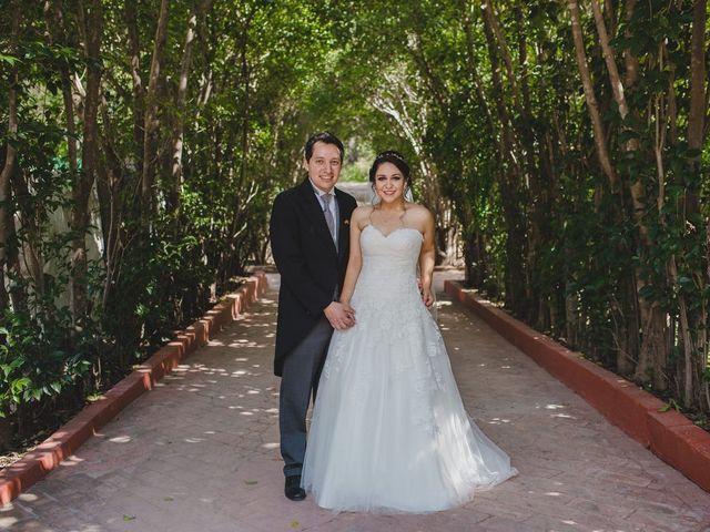 La boda de Andrea y Luis
