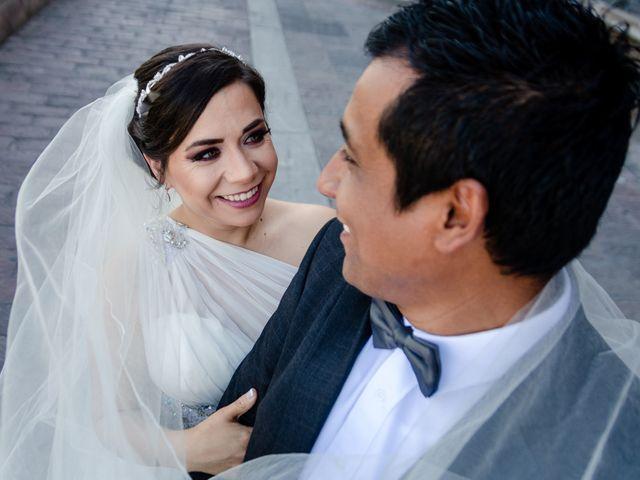 La boda de Gaby y Rene