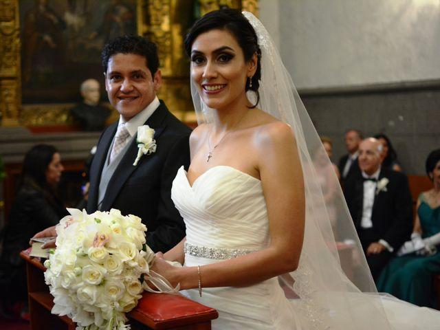 La boda de Araceli y Sergio