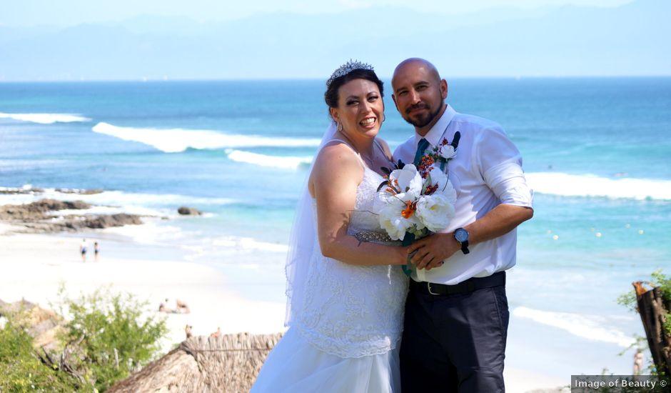 La boda de Jorge y Chelsi en Nuevo Vallarta, Nayarit