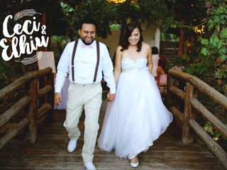 La boda de Cecilia y Elhiu 1