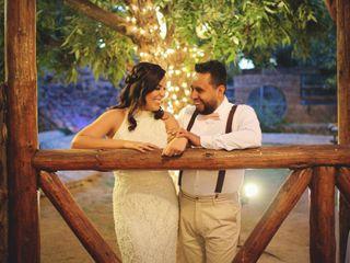 La boda de Cecilia y Elhiu