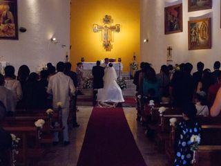 La boda de Norma y Christian 1