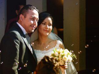 La boda de Norma y Christian 2