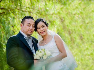 La boda de Norma y Christian