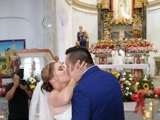 La boda de Gaby y Dennis 1
