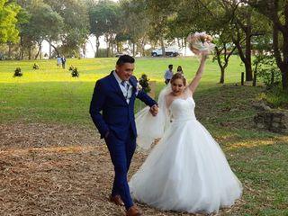 La boda de Gaby y Dennis