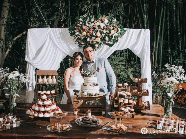 La boda de Neftali y Fernando