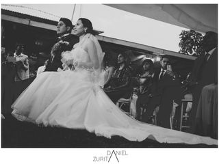 La boda de Lynda  y Roberto
