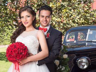 La boda de Mar Bahena y JuanMa