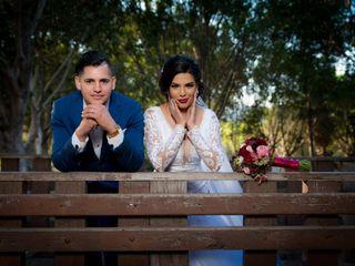La boda de Yahaira  y Mario