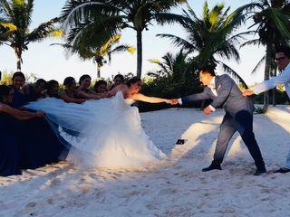 La boda de Beth y Jorge