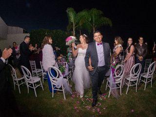 La boda de Briceida y Diego