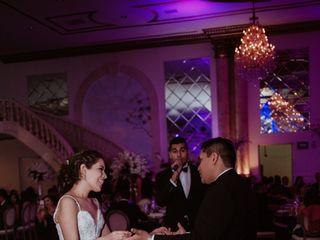 La boda de Cristian  y Fernanda  2