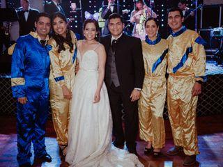 La boda de Cristian  y Fernanda  3