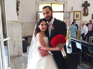 La boda de Magaly y Mario 1