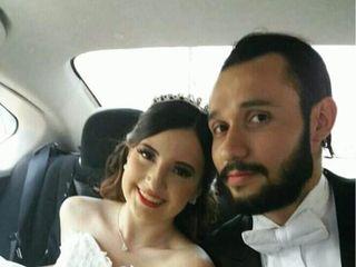 La boda de Magaly y Mario 2