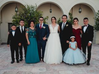 La boda de Eleazar  y Andrea  1