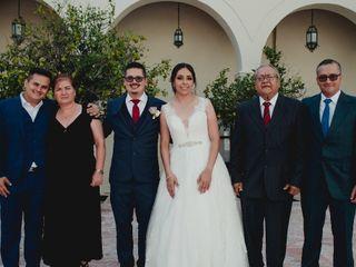 La boda de Eleazar  y Andrea  2