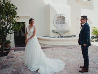 La boda de Eleazar  y Andrea  3