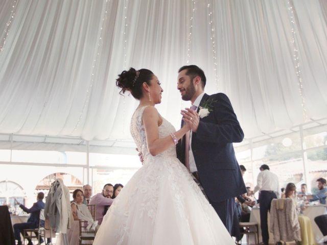 La boda de Dulce y Juan