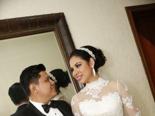 La boda de Janet y Fernando 3