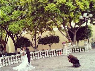 La boda de Paty y Omar 1