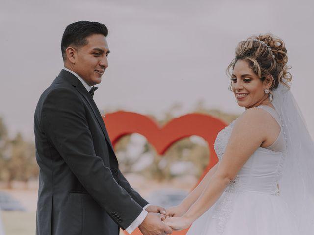 La boda de Jenny y Abimael
