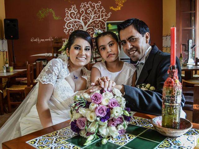La boda de Paty y Omar
