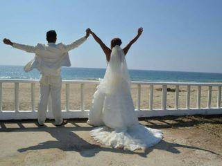 La boda de Jocelyn y Eduardo 1