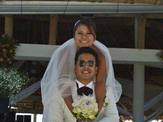 La boda de Jocelyn y Eduardo
