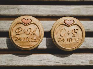 La boda de Christa y Franz 3