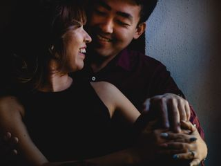 La boda de Karen y Daisuke 3