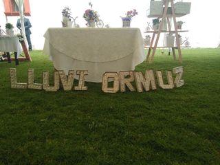 La boda de Lluviely y Ormuz 1