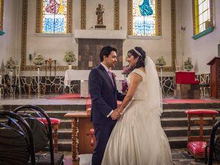 La boda de Lluviely y Ormuz