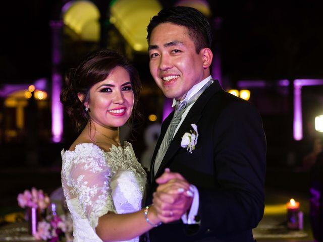 La boda de Karen y Daisuke