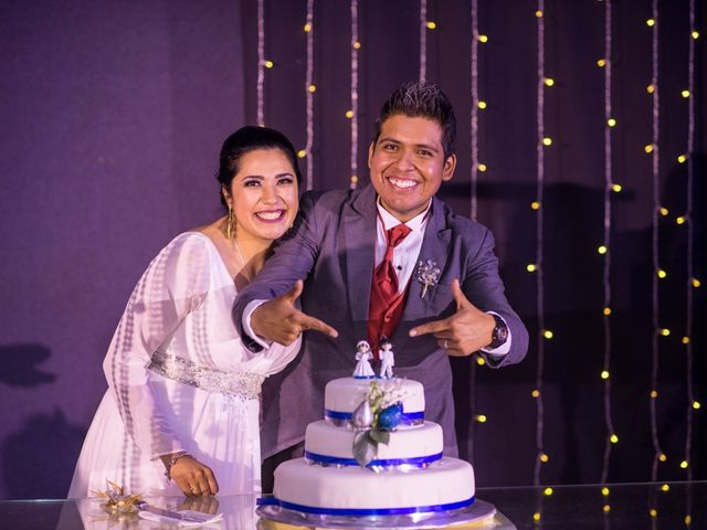 La boda de Eduardo y Fernanda