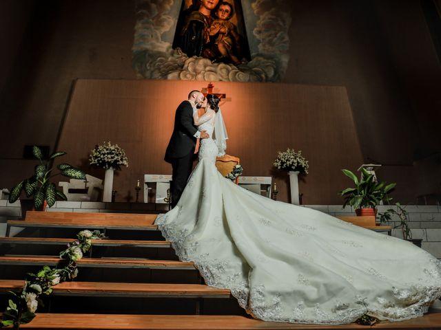La boda de Samantha y Humberto
