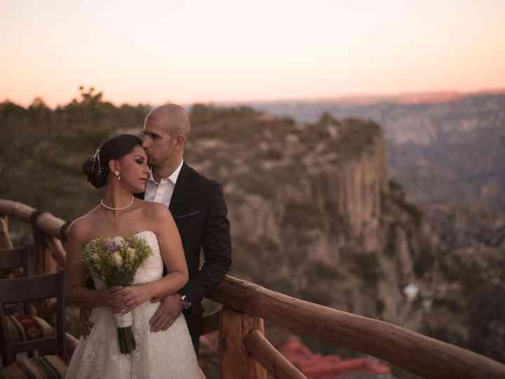 La boda de Viviana y Manuel