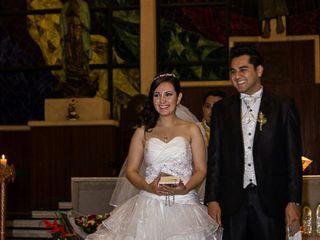 La boda de Karen y César
