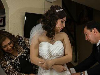La boda de Karen y César 3