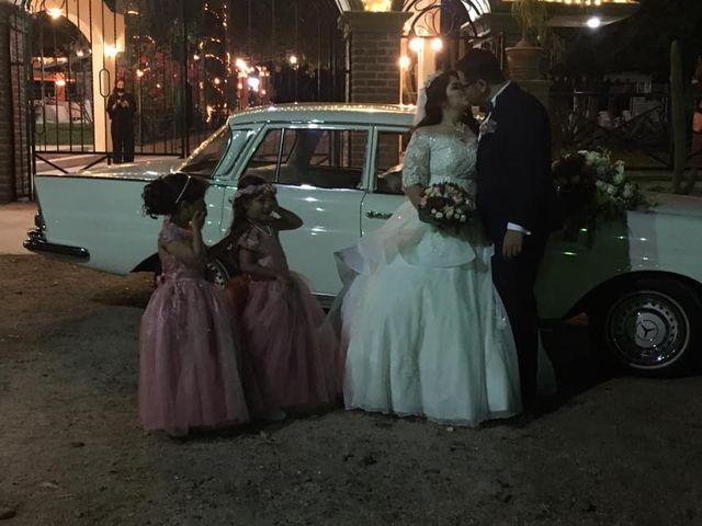 La boda de Rosio  y Pedro