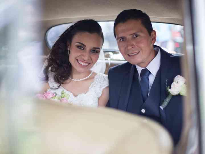 La boda de Jocelyn y Óscar