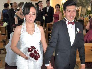 La boda de Yamilet y Héctor