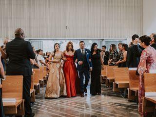 La boda de Alexis y Fernando 1