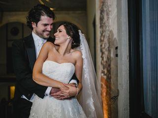 La boda de Cinthia y Borja