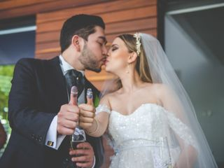 La boda de Lulú y Efren