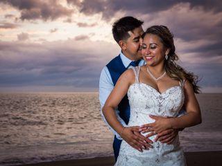 La boda de Rosa y Horacio
