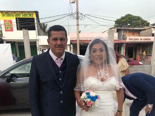 La boda de Ana Iris  y Antonio